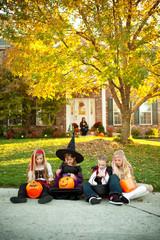 Halloween American Tradition of Halloween in Fall