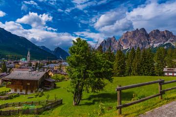 Cortina d'Ampezzo Dolomiten