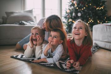 Christmas Time * Family Time