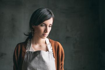 Bakery Owner's Portrait