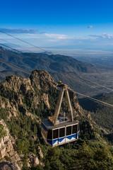 Sandia Peak Tram Albuquerque New Mexico Sandia Mountains Tramway