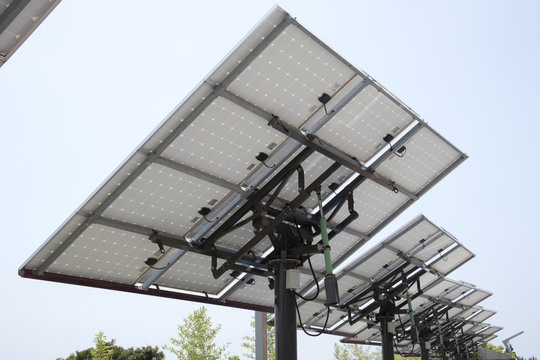 solarcell panel for ecofriendly generating electricity