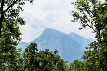 Untersberg, mountain of Salzburg, Austria