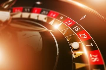 Vegas Casino Roulette Game