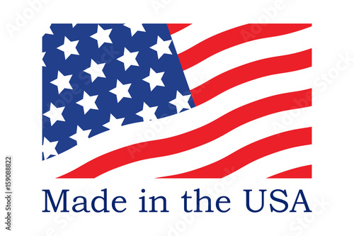 Made In The Usa Symbol Stock Image And Royalty Free Vector Files On