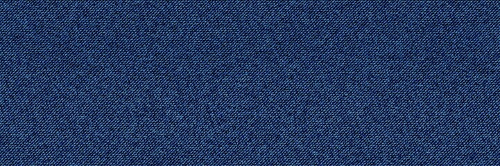 Blue Denim Textile background Illustration