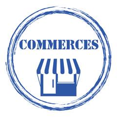 Logo commerces.