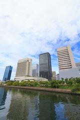 大阪ビジネスパーク -超高層ビル群-