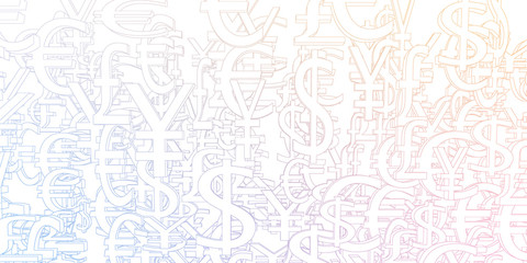 Global Currencies Background