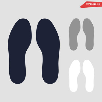 shoes insole icon