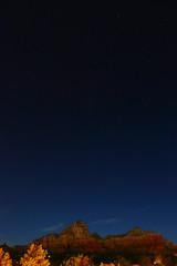 セドナ 星空