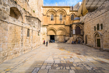 Church of the Holy Sepulcure