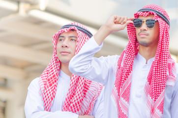 2arab men