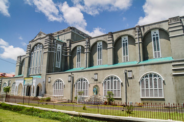 Roman Catholic cathedral in Georgetown, capital of Guyana.