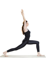 Yoga High Lunge Pose - Anjaneyasana