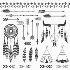 Tribal Indian Collections