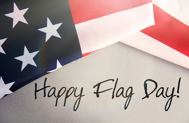 Happy Flag Day background