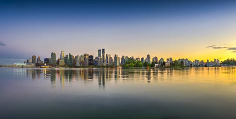 Vancouver (Canada). Fototapete