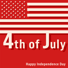 4th of July - Happy Independence Day