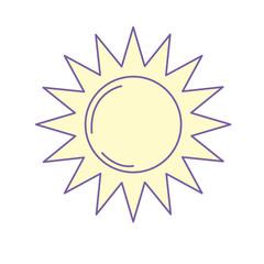 sun light to sunny weather on vacation