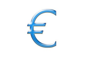 Euro Sign Illustration