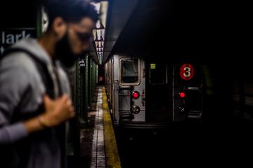 Train Departure