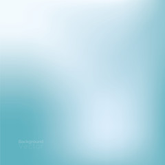 Gradient turquoise medical vector abstract background