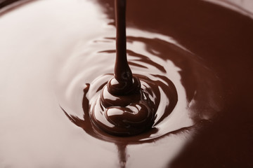 delicious melted chocolate - photo #20