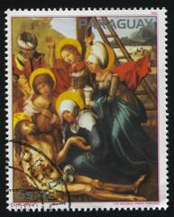 Lamentation over the Dead Christ by Albrecht Durer