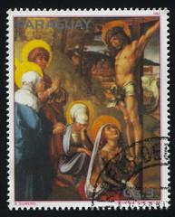 Christ on the Cross by Albrecht Durer