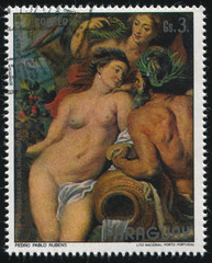 Union of Earth and Water by Rubens