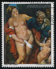 Daughters of Kekrops Discovering Erichthonius by Rubens