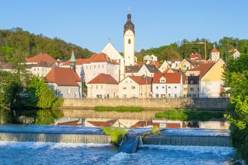 Fototapete - Schwandorf, Bavaria