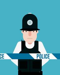British police officer
