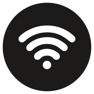 WiFi icon button