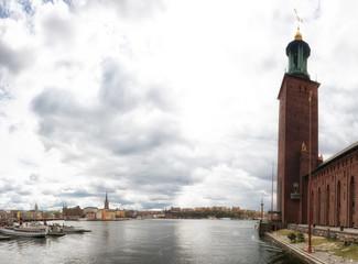 stockholm, Sweden. cityscape