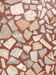 Andalusien Mosaik Fliesen