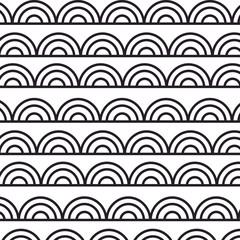 pattern background with mandalas vector illustration design