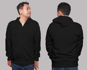 Blank sweatshirt mock up template front and back view isolated on see more maxwellsz