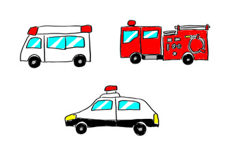 緊急自動車
