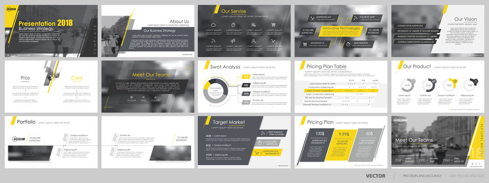 Orange and grey elements for infographics on a white background. Presentation templates. Use in presentation, flyer and leaflet, corporate report, marketing, advertising, annual report, banner.