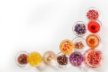 きれいになるハーブティー Colorful blend herb tea