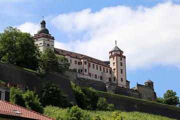 Würzburg Festung Marienberg Franken Bayern