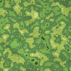 Marshy green camouflage texture background