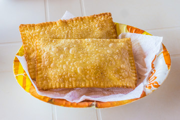 Brazilian Cheese Pastel
