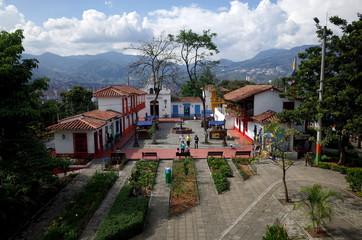 Pueblito Paisa, Medellin, Colombia