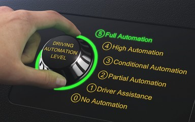 The 6 Levels of Driving Automation - Level 5