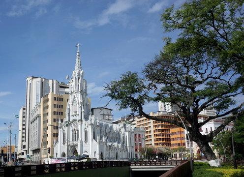 Ermita Church, Cali, Colombia