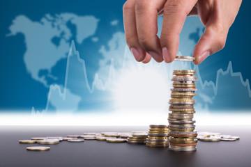 Investment money bank