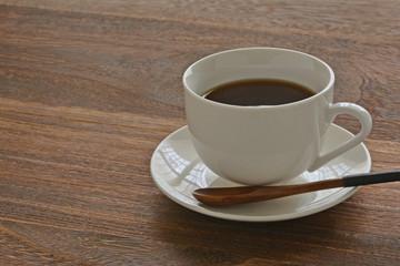 コーヒー 木目背景